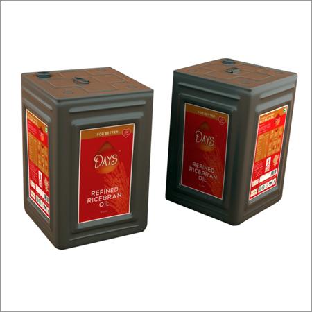 Refined Riceban Oil