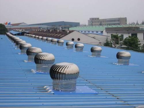 Air Turbine Ventilator