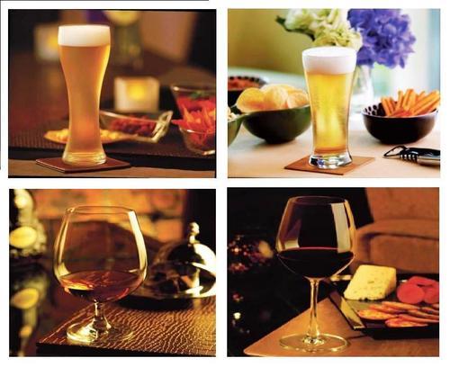 Wine Crystal Glasses