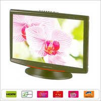 PORTABLE LCD COLOR TELEVISION