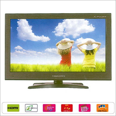 Color Television LED 55 CM 22