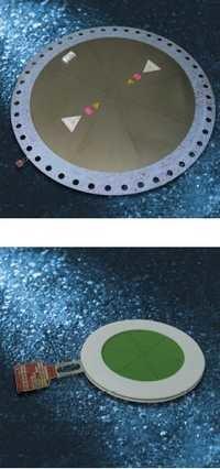 Composite Flat Type Rupture Disc