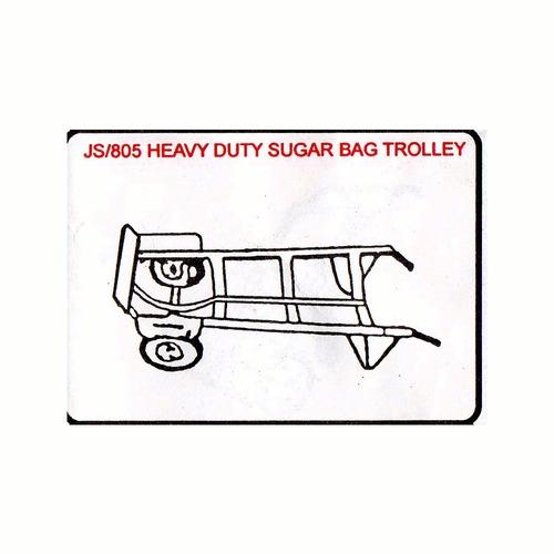 Heavy Duty Sugar Bag Trolley