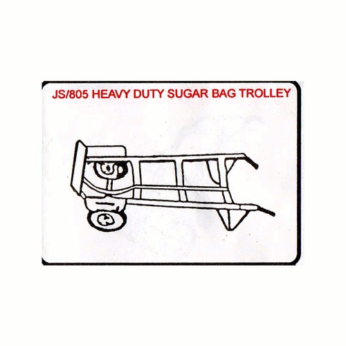 Heavy Duty Sugar Bag Trolley