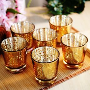 Crystal Colour Glasses Glassware