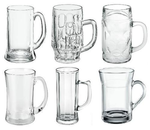 Beer plain Mug crystal glassware