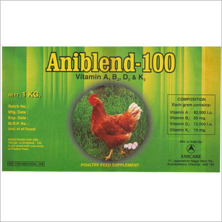 Poultry Feed Supplemement