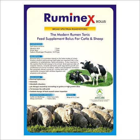 Ruminex Bolus