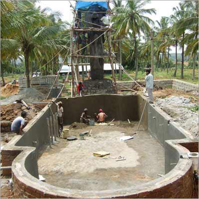 Swimming Pool Construction