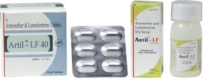 Artemether Tablets Certifications: Who Gmp