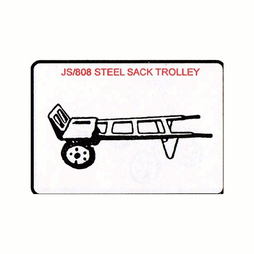Steel Sack Trolley