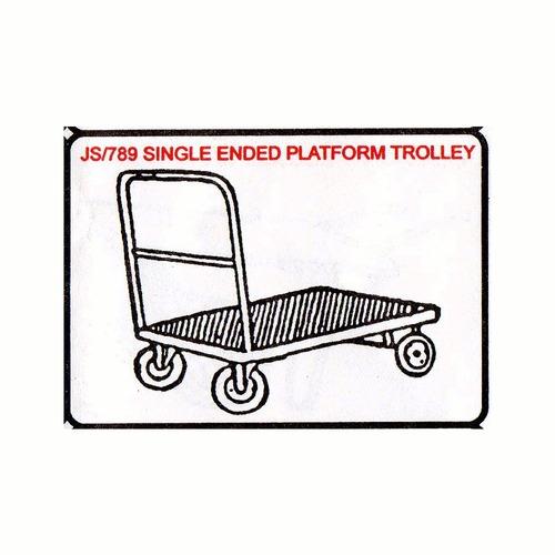 Single Ended Platform Trolley