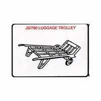 JS/790 Luggage Trolley