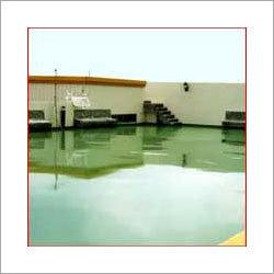 Crystallization Waterproofing Works