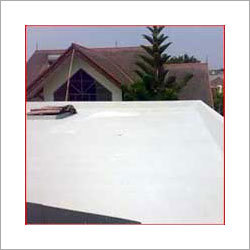 Polyurethane Based Waterproofing Works