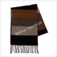 Acrylic Stripe Shawl