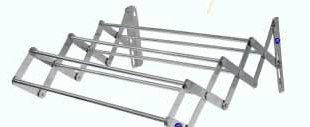 Stainless Steel Folding Towel Holder