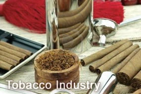 Tobacco Guar Gum
