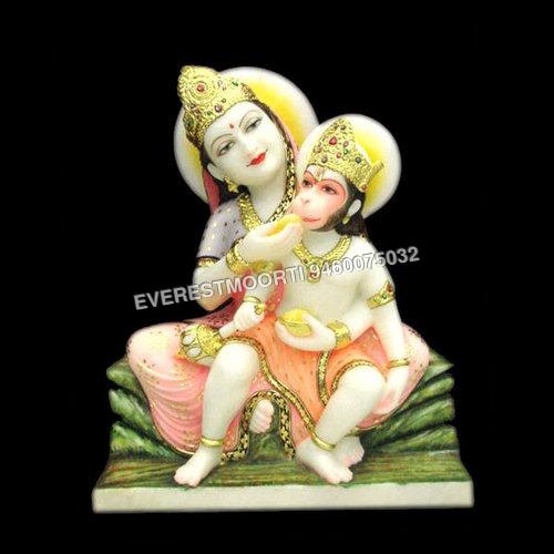 Anjane matha statue