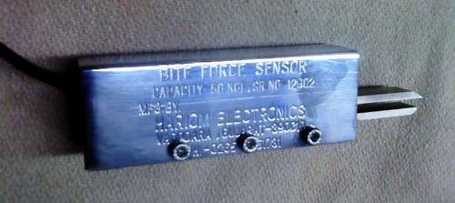 Bite Force Sensor