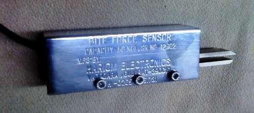 Bite Force Sensor