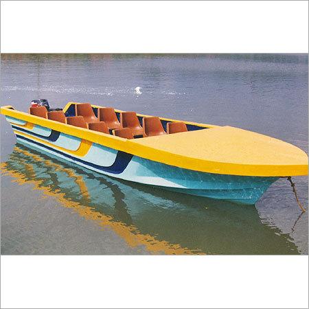 Small Passenger Boat