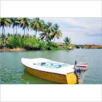 5 with 9.9 HP Seater Passenger Boat