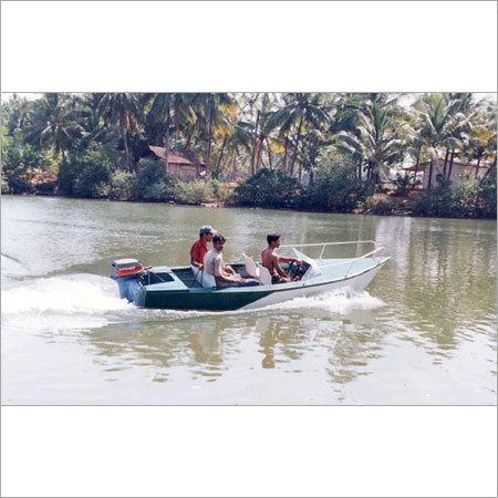 5 Seater Mini Speed Boat