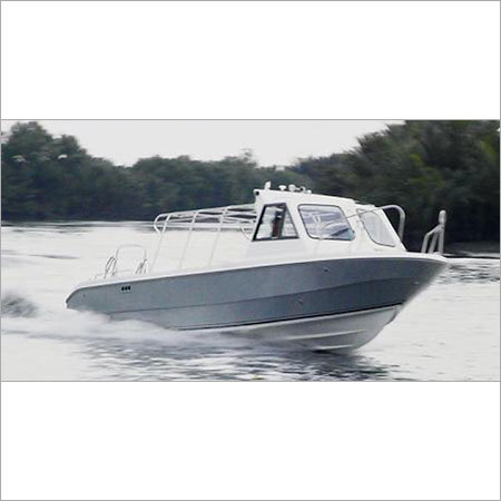 Open Ferry Boat