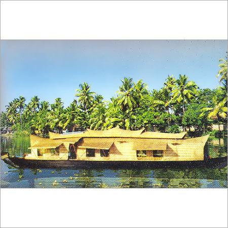 Single Deck Houseboat