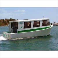 30' Ft Luxury Ferry Boat