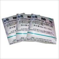 Ammonium Sulfate Chemical