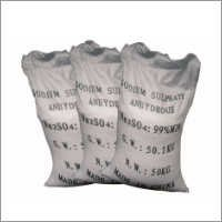 Anhydrous Sodium Sulfate