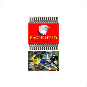 Eagle Head Safety Matches
