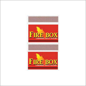 Fire Box Match Boxes