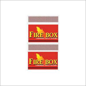 Fire Box Match Boxes