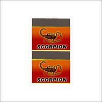 Scorpion Safety Matches