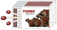 Tiger Safety Matches