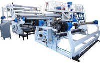 Extrusion Coating Lamination Plant For FIBC Fabric