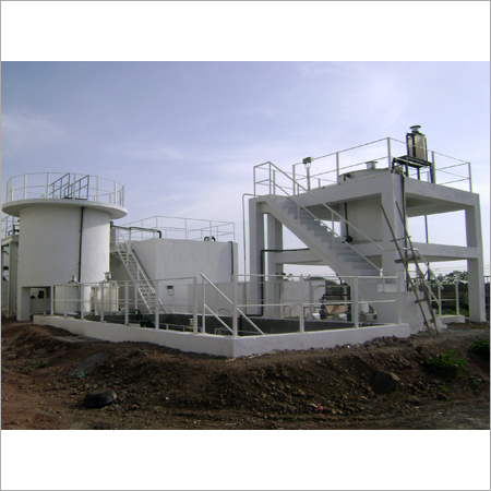 Paper & Pulp Effluent Treatment Plant