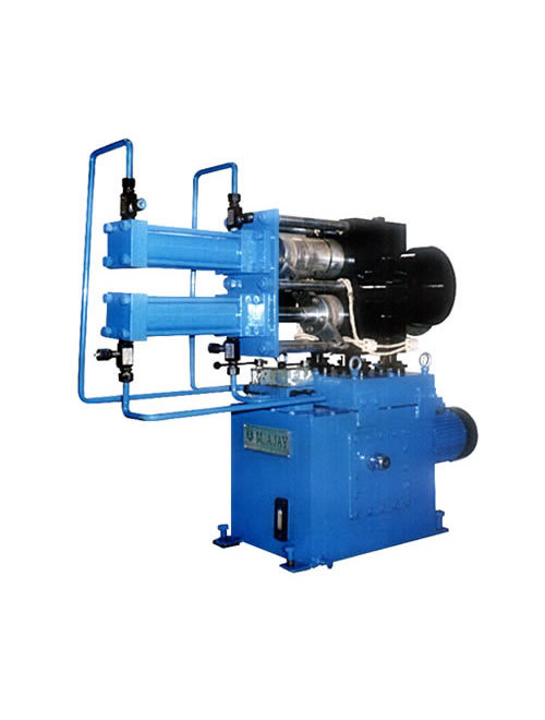 Hydraulic Continous Screen Changer