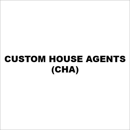 Custom House Agents