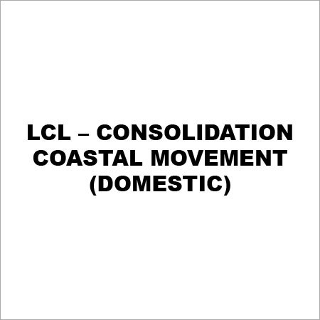 LCL Cargo Consolidation