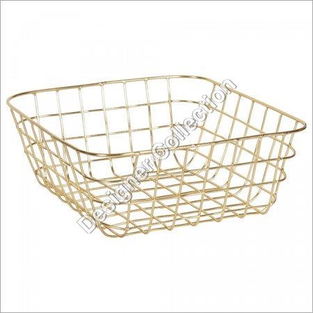 Aluminum Wire Basket