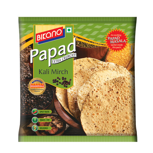 Chat & Papad