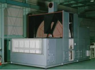 VOC Rotor Concentrator