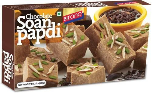 Chocolate Soan Papdi