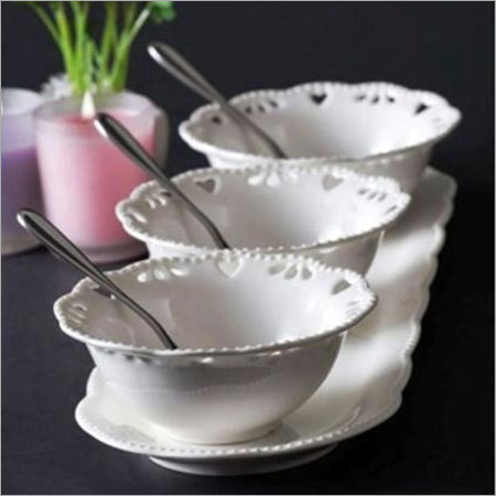 Ceramic Tray & Bowl