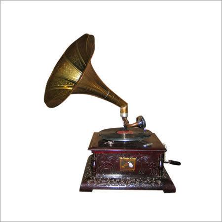 Decorative Gramophones