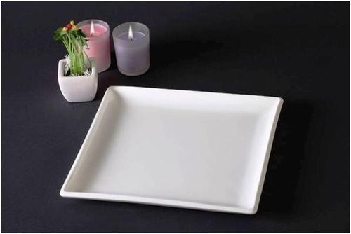 Dreamy Square Dessert ceramic Plate